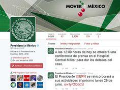 Extraen vesícula biliar al presidente Peña Nieto