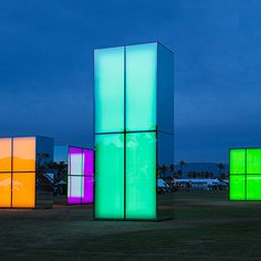 phillip k. smith reflection field from coachella 2014. i like this. but then i think microsoft.