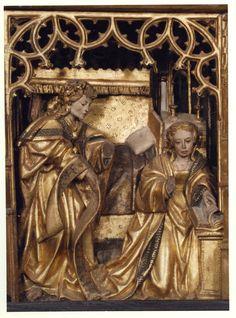 Passieretabel | Zukowo[PL], Kerk Maria-Assumpta | onbekend (beeldhouwer), Date: 1521 - 1525