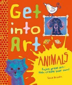 Get into Art Animals