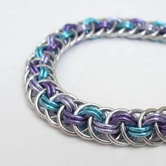 chainmaille bracelet: