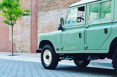 A little bit of urban exploration.  This particular car is a beautiful 1976 Land Rover Defender 109 Series III that already has a happy home but feel free to contact us so we can find you your dream car! _____________________________________________________________ #landrover #defender #seriesIII #series3 #rangerover #landroverdefender #landroverlife #landroverlovers #overlanding #overlander #overlandimports by overland_imports A little bit of urban exploration.  This particular car is a…