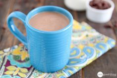 How To Make Incredible Hot Chocolate...In Your Crockpot! - One Good Thing by Jillee