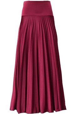 This long and loose skirts has a ripple pleated gorgeous look with very feminine, fluttery full sweep.Perfect for everyday wear or dress it up for a special occasions. Maxi Skirts drape beautiful fro