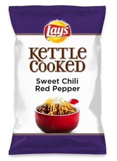 Wouldn't Sweet Chili Red Pepper be yummy as a chip? Lay's Do Us A Flavor is back, and the search is on for the yummiest flavor idea. Create a flavor, choose a chip and you could win $1 million! https://www.dousaflavor.com See Rules.