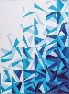 Icy Waters Quilt