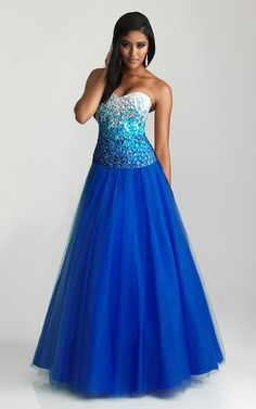 Night Moves 6600 blue Ombre beaded ball gown style Night Moves by Allure Dress Collection] Cheap Gowns, Cheap Prom Dresses, Prom Party Dresses, Cheap Wedding Dress, Homecoming Dresses, Bridal Dresses, Prom Gowns, Long Dresses, Grad Dresses