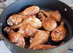 Csak így sütök csirkecombot! A titok a különleges szószban rejlik! - Bidista.com - A TippLista!