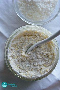 Dietetyczna biała nutella - 365 dni dookoła kuchni
