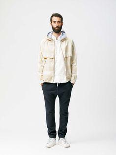 #16 Blouson:¥38,880 Shirt:¥14,040 Pants:¥15,120