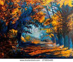 impressionism autumn - Google Search