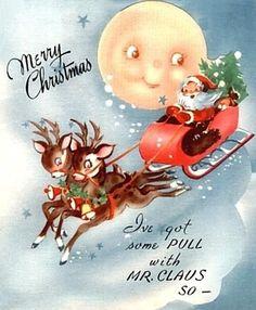 christmas ephemera | Vintage Christmas ️