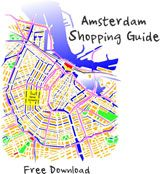 free shopping guide to Amsterdam's designer shops, nice restaurants and bars and get tips for when you visit Amsterdam
