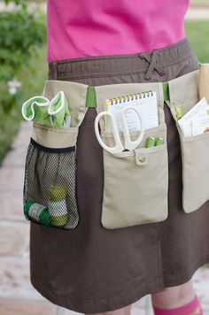 Garden Tool Belt | Bloomin Smart Tool Belt | Gardener's Supply