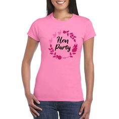 Hen Party Women T-Shirt Personalised Graphic Custom Fancy Dress Bride 39 Top Personalized T Shirts, Custom Shirts, Printed Shirts, Tee Shirts, Presents For Wife, Hallowen Costume, Halloween, Costume Ideas, Funny Prints