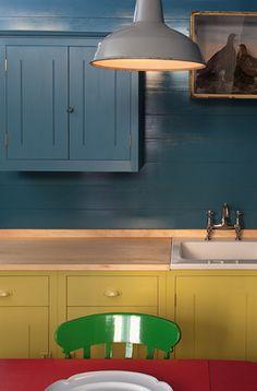 Kitchen Showrooms London - British Standard