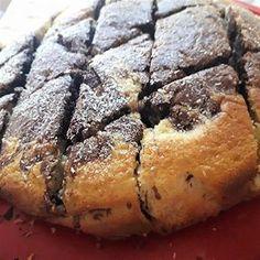 Kakaós kevert süti, alig van vele munka, de az íze egyszerűen mindenkit elvarázsol!