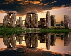 Why was Stonehenge built and where is the lost city of Atlantis? Read more on mankind's greatest mysteries. History Tv Shows, Greatest Mysteries, Lost City, Stonehenge, Prehistoric, Mythology, Britain, Travel Destinations, Sunrise