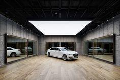 suh architects hyundai genesis studio hanam south korea designboom