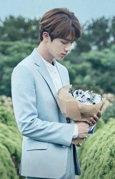 """Jin as flowers A aesthetic thread Seokjin, Kim Namjoon, Kim Taehyung, Jung Hoseok, Bts Bangtan Boy, Billboard Music Awards, K Pop, Shinee, Got7"