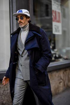 Milan Men's Fashion Week AW18: best street style | British GQ