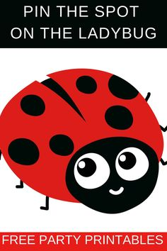 Pin the Spot on the Ladybug is an exciting ladybug themed birthday game. Every girl birthday party needs a little fun, and ladybug birthday activities are very unique. Print at home or take it to a print shop to get a full sized ladybug poster. Be sure to save this ladybug birthday idea for later, and remember it is a free printable ladybug birthday idea diy! Check out our blog at Vanalynn.com to see our llama cupcake wrappers and peacock birthday activities.