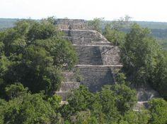 Calakmul Ruins- Campeche, Mexico