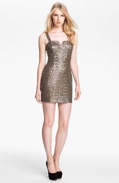 Jay Godfrey 'Terra' Sequin Dress available at #Nordstrom