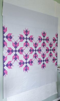 Magnolia Mystery Quilt - Pieced Quilt Top