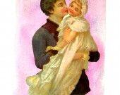 Carte postale et son enveloppe décorée http://www.alittlemarket.com/cartes/carte_postale_et_son_enveloppe_decoree_la_douceur_d_une_maman_-3992585.html
