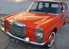 Mercedes Benz 220 Diesel 1974. Realmente impecable.  http://www.arcar.org/mercedes-benz-220-diesel-1974-45805