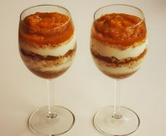 Jazzowe Smaki: Super szybki deser dyniowy Tiramisu, Pudding, Ethnic Recipes, Food, Meal, Essen, Puddings, Tiramisu Cake