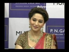 madhuri dixit talks about her upcoming moive gulaab gang.