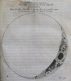 Johannes Hevelius, Selenographia