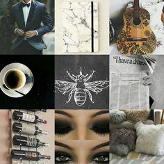 Zodiac/Capricorn aesthetic