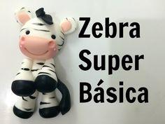 Zebra Super Básica ♥ - YouTube