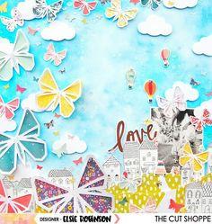 Butterfly Love | Elsie Robinson