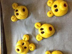 Teddy Bear Roll Bamse boller