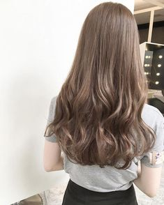 Black Coffee Hair With Ombre Highlights - 10 Cool Ideas of Coffee Brown Hair Color - The Trending Hairstyle Light Brown Hair, Light Hair, Korean Hair Color, Brown Hair Korean, Coffee Brown Hair, Brown Hair Colors, Orange Brown Hair, Brunette Hair, Mi Long