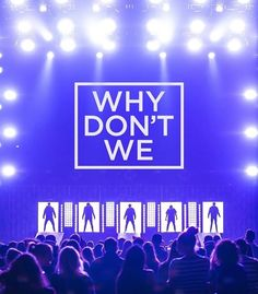 Thank you why don't we for existing in my life