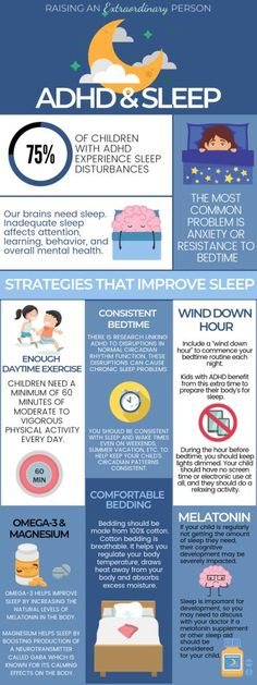 ADHD and Sleep: 6 Tips For a Better Sleep · - ADHD & Autism Resources