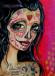 «my soul's tattoo» by Adriana Almanza