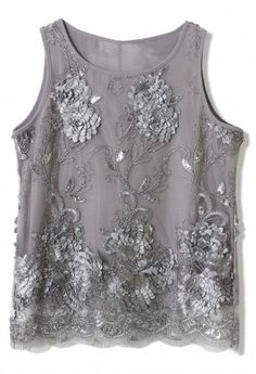 Floral embroidered tank http://rstyle.me/n/h28gdnyg6