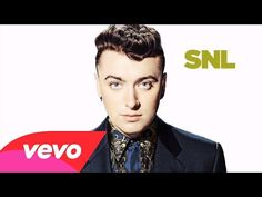 "▶ Sam Smith - Stay With Me (Live on SNL) ""Guess it's true, I'm not good at a one-night stand But I still need love cause I'm just a man These nights never seem to go to plan I don't want you to leave, will you hold my hand?"""