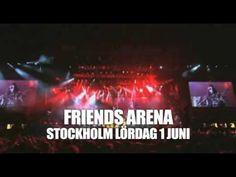 KISS | Monster Tour 2013 | 1 juni | Friends Arena, Stockholm |