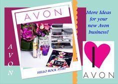 Are you in Avon and looking for ways to help your team to promote their business? Here is a card that you can send with marketing ideas in it. Click to send this card.