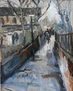 ARTFINDER: Alley by Yuet Yean Teo -