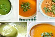 Wat is er lekkerder dan een goede kop warme soep als de herfstkou buiten te voelen is? Daarom de lekkerste herfst soep recepten op een rij.
