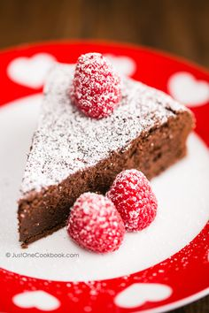 Chocolate Gateau (Chocolate Cake) | Easy Japanese Recipes at JustOneCookbook.com