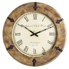 clock, Pier 1
